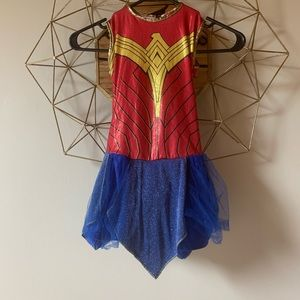 Superwoman costume 4t